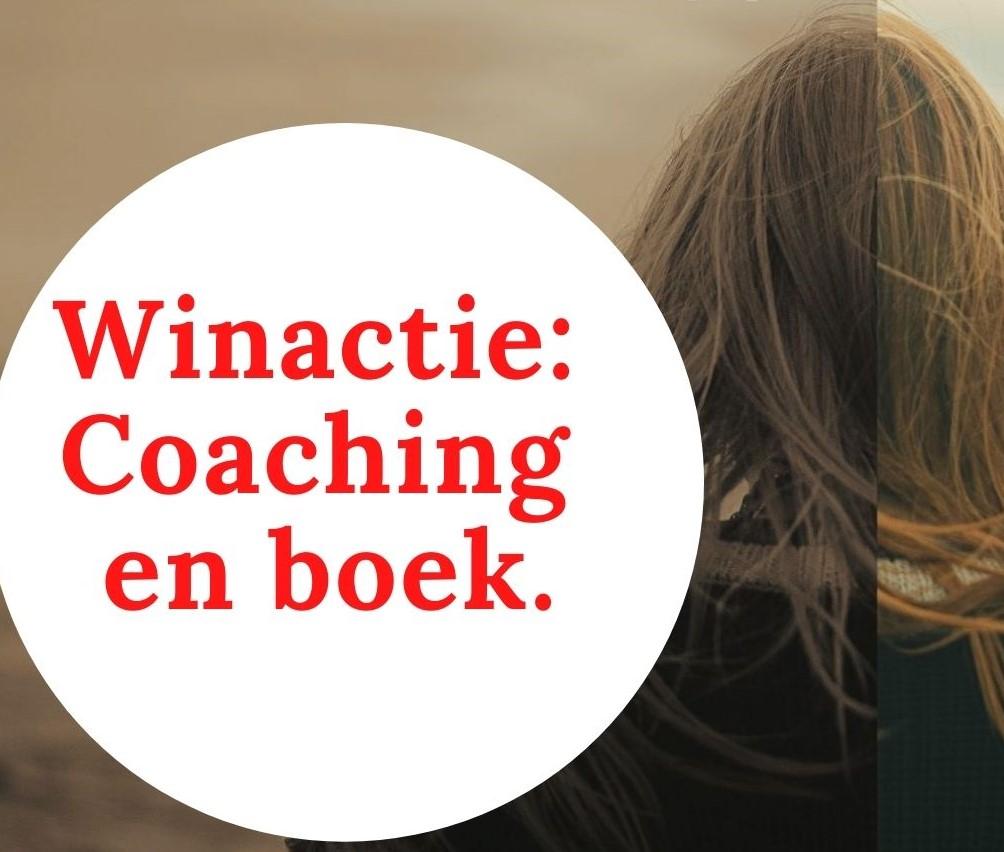winactie coaching en boek