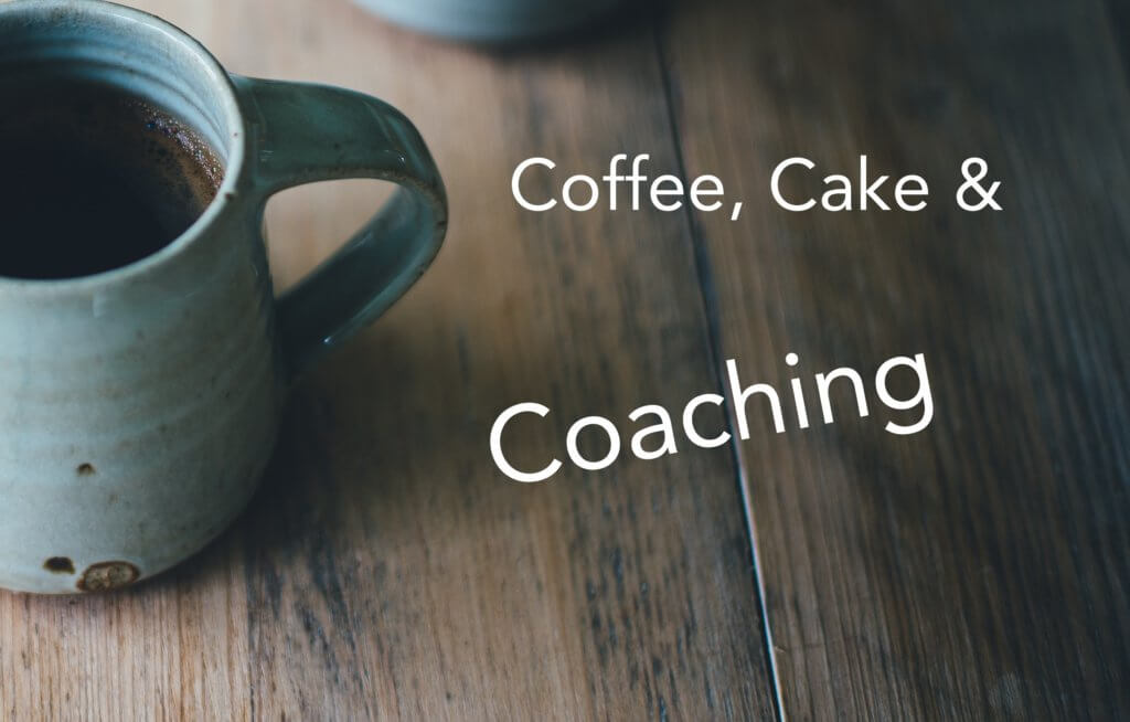 coffee, coaching